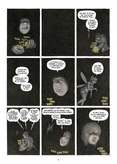 Page 4 Traquemage tome 3