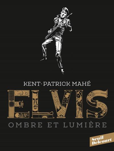 Couverture Elvis - Ombre et lumière
