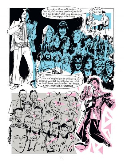 Page 2 Elvis - Ombre et lumière