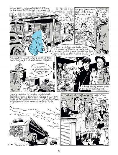 Page 3 Elvis - Ombre et lumière