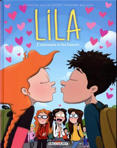 Couverture Lila tome 4