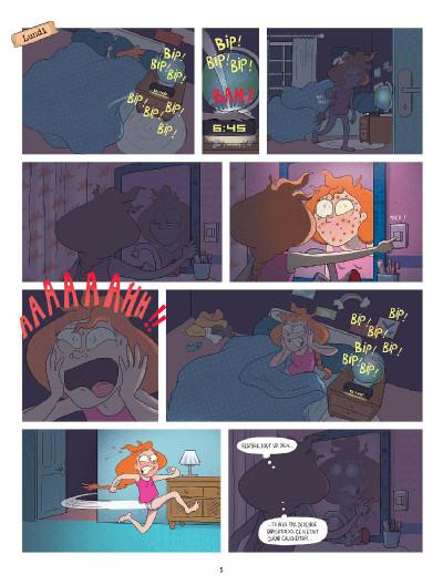 Page 1 Lila tome 4