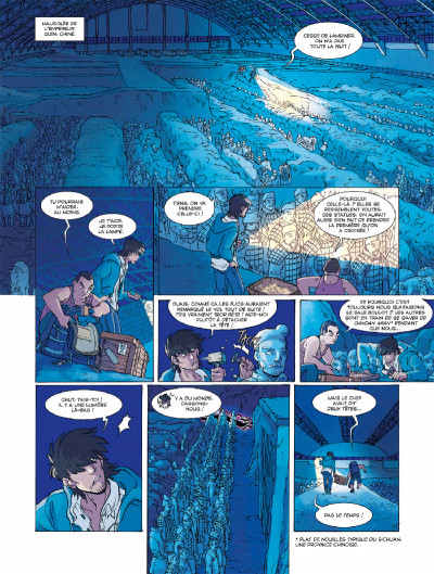 Page 1 Les mythics tome 7