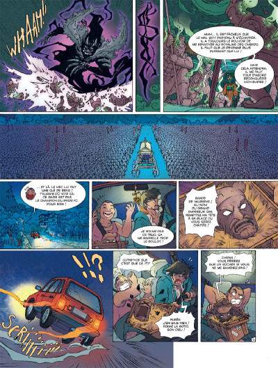 Page 4 Les mythics tome 7