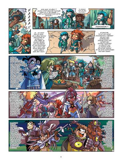 Page 2 Les légendaires tome 22