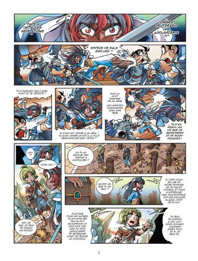 Page 3 Les légendaires tome 22