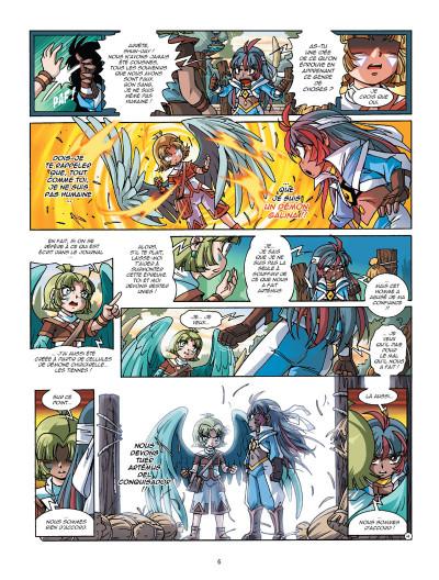 Page 4 Les légendaires tome 22