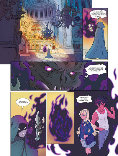 Page 5 Les mythics tome 8