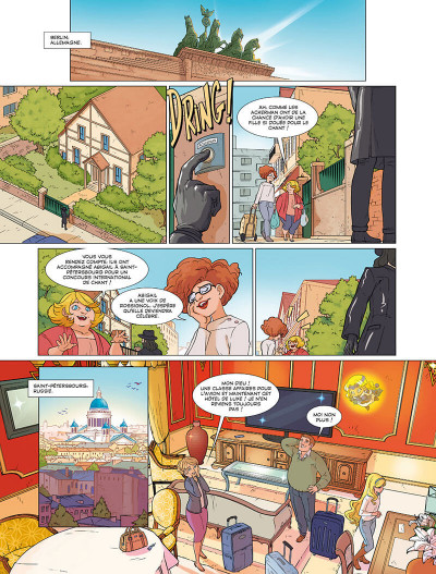 Page 6 Les mythics tome 8