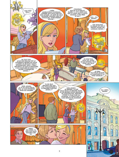 Page 7 Les mythics tome 8