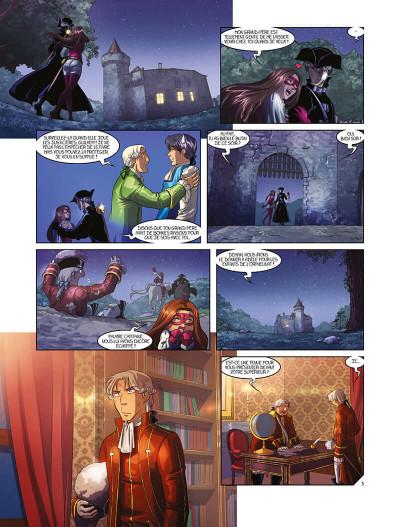 Page 5 La rose écarlate - missions tome 7