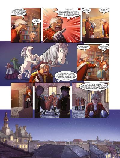 Page 6 La rose écarlate - missions tome 7