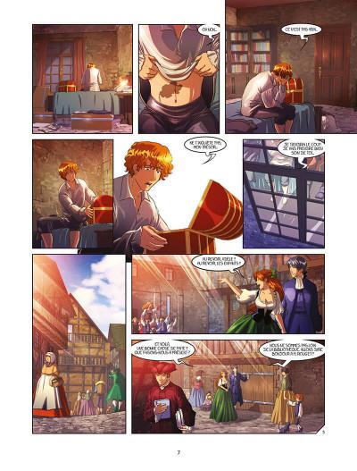 Page 7 La rose écarlate - missions tome 7