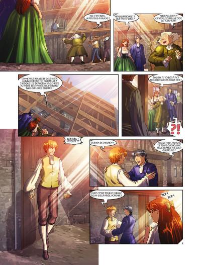 Page 8 La rose écarlate - missions tome 7