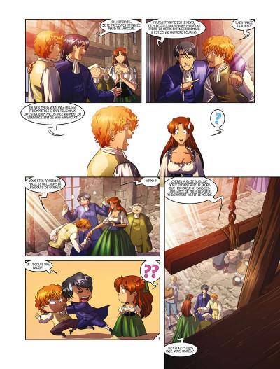 Page 9 La rose écarlate - missions tome 7