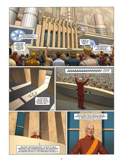 Page 1 Centaurus tome 5 + ex-libris offert