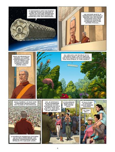 Page 2 Centaurus tome 5 + ex-libris offert