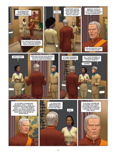 Page 3 Centaurus tome 5 + ex-libris offert
