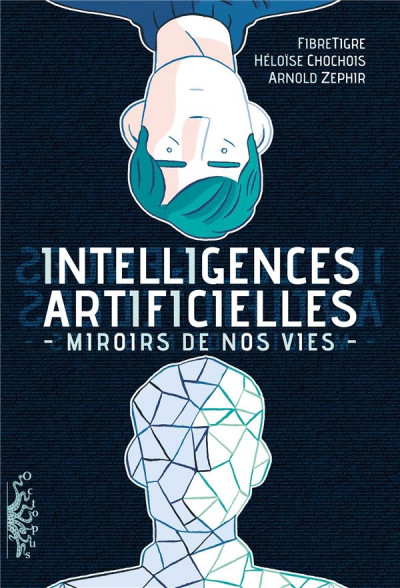 Couverture Copies étranges - Comment l'intelligence artificielle va changer nos vies