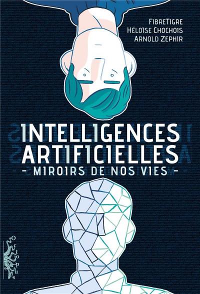 Couverture Copies étranges - Comment l'intelligence artificielle va changer nos vies