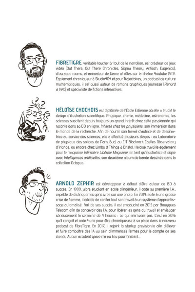 Page 1 Copies étranges - Comment l'intelligence artificielle va changer nos vies