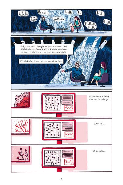 Page 3 Copies étranges - Comment l'intelligence artificielle va changer nos vies