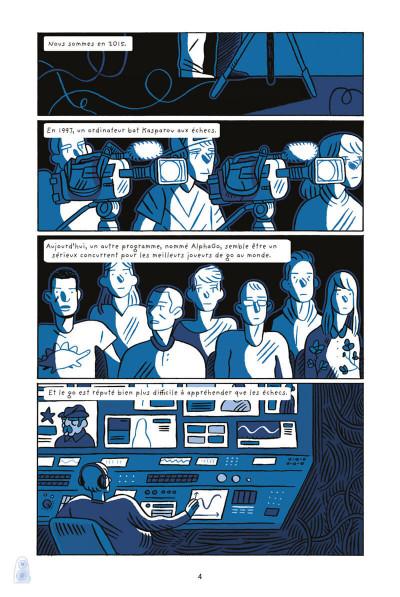 Page 5 Copies étranges - Comment l'intelligence artificielle va changer nos vies