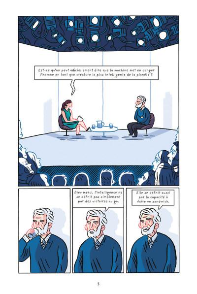 Page 6 Copies étranges - Comment l'intelligence artificielle va changer nos vies