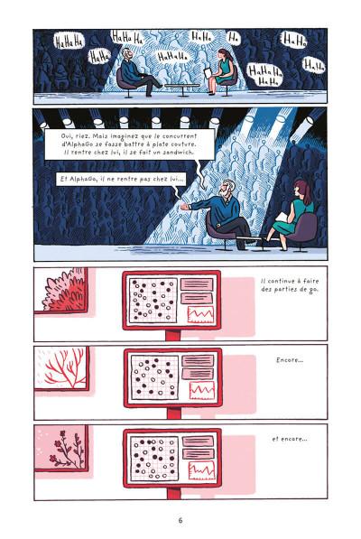 Page 7 Copies étranges - Comment l'intelligence artificielle va changer nos vies