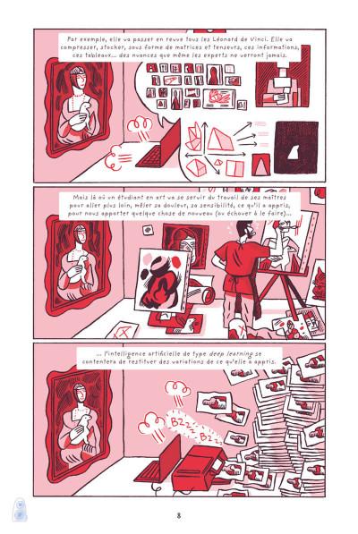 Page 9 Copies étranges - Comment l'intelligence artificielle va changer nos vies
