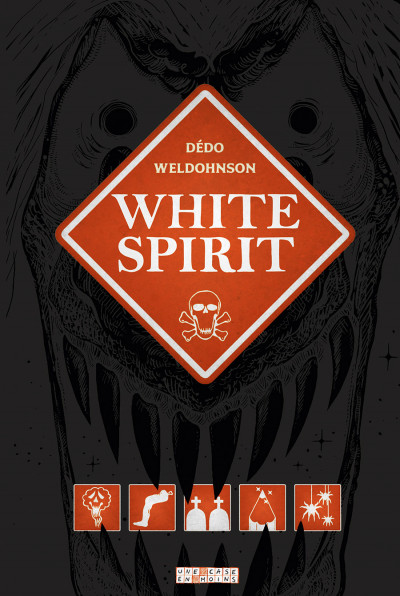 Couverture White spirit