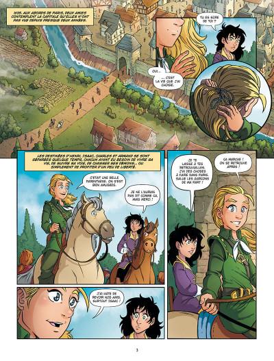 Page 6 Un pour tous ! tome 4