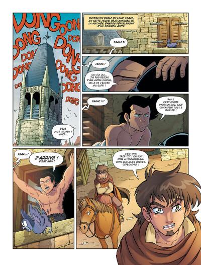 Page 7 Un pour tous ! tome 4