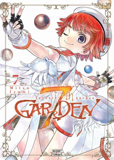 Couverture 7th garden tome 7