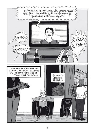 Page 1 Mes années hétéro