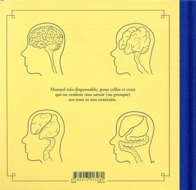 Dos Encyclopédie non exhaustive des savoirs approximatifs