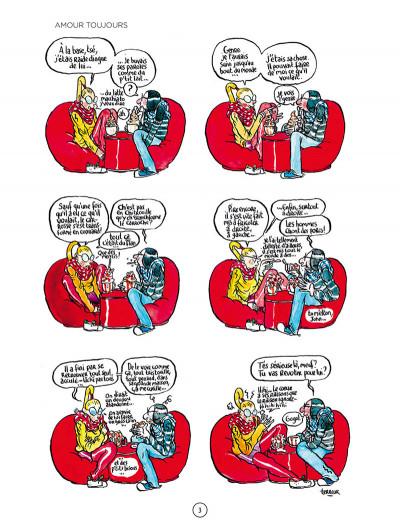 Page 1 Les temps sont flous
