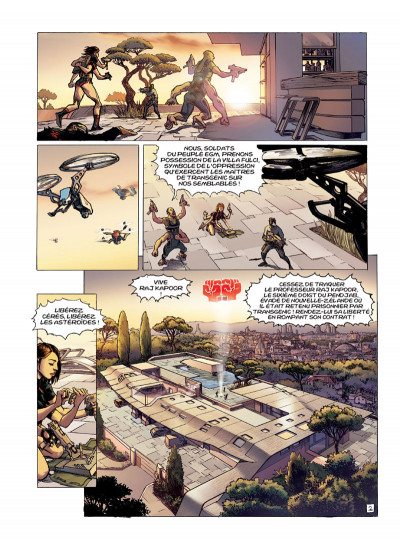 Page 2 Travis tome 14