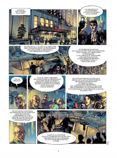 Page 3 Travis tome 14