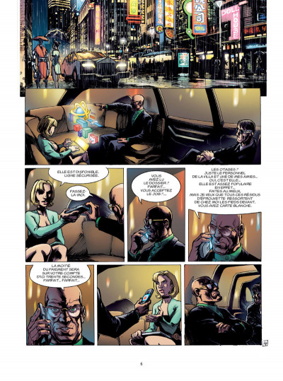 Page 4 Travis tome 14