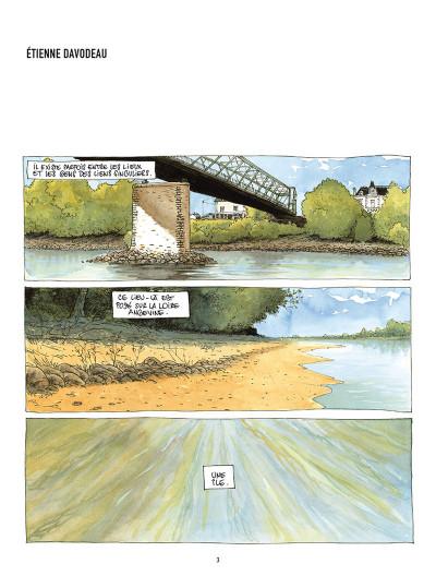 Page 1 On a mangé sur une île