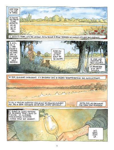 Page 3 On a mangé sur une île