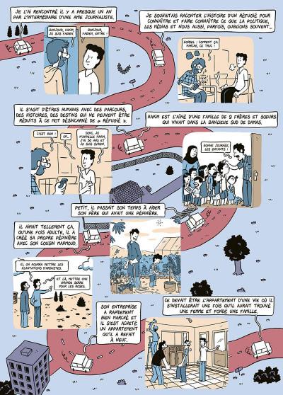 Page 7 L'odyssée d'Hakim tome 2