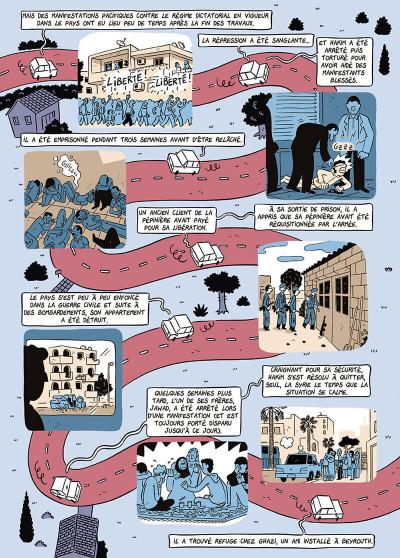 Page 8 L'odyssée d'Hakim tome 2