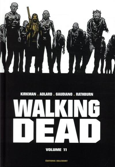 Couverture Walking dead - prestige tome 11