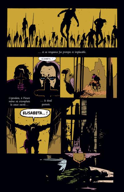 Page 2 Dracula - édition couleur