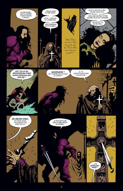Page 3 Dracula - édition couleur