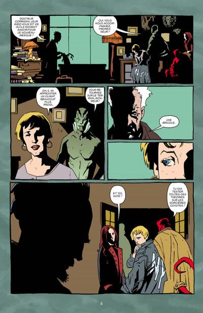 Page 6 Abe sapien tome 7