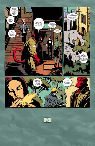 Page 7 Abe sapien tome 7