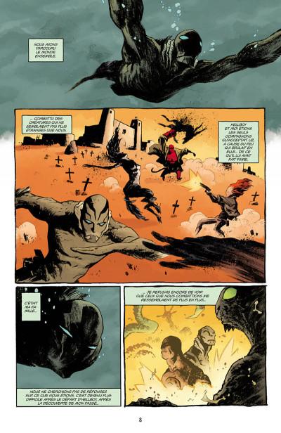 Page 8 Abe sapien tome 7
